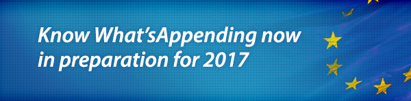 What'sAppending in preparation for 2017